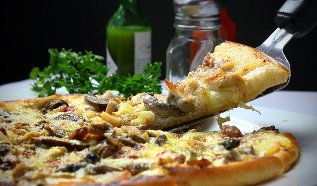 התמכרות לפיצה